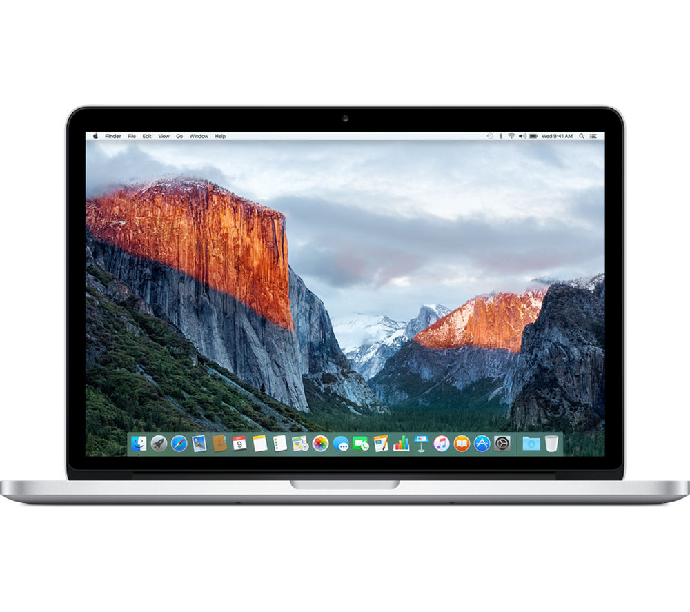 "Apple MacBook Pro 13"" with Retina Display (2015) - 256GB Storage"