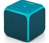SONY SRS-X11L Portable Wireless Speaker - Blue
