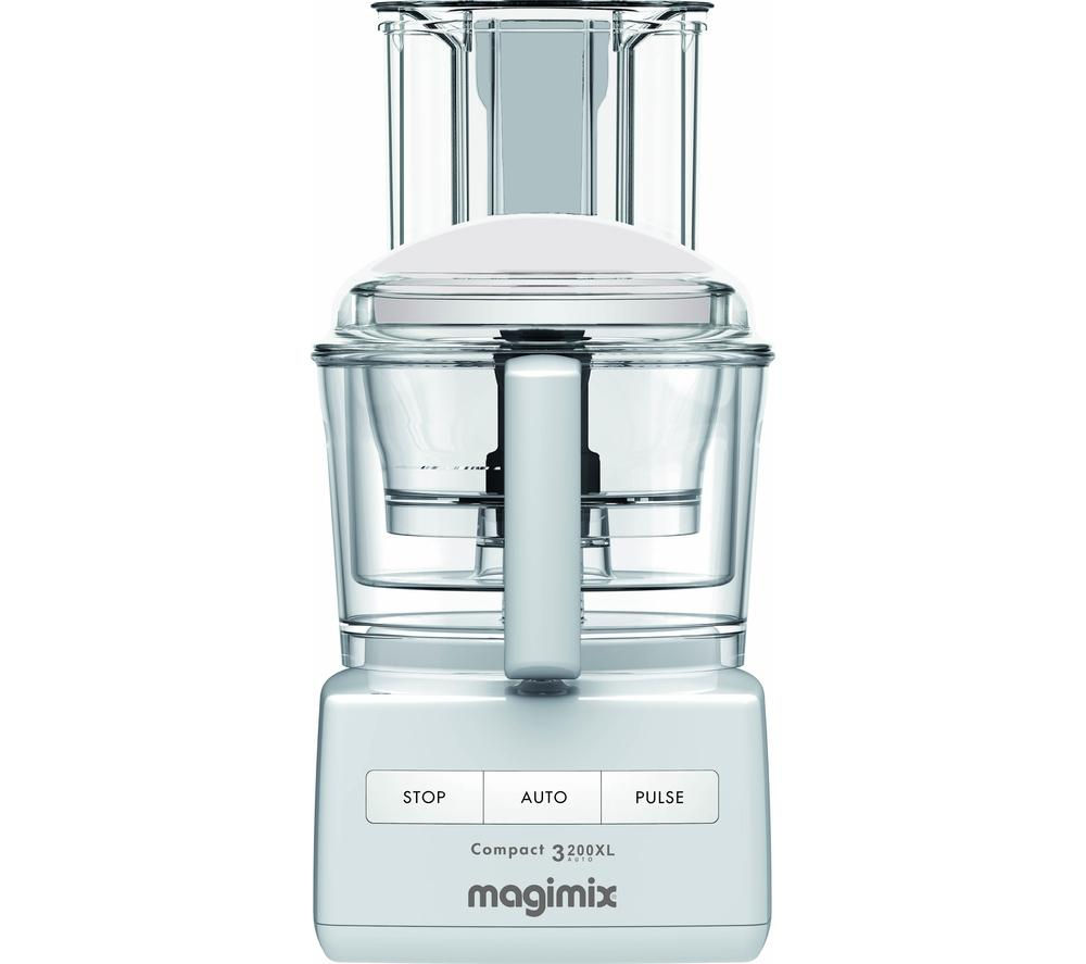 Buy MAGIMIX BlenderMix 3200XL Food Processor - White | Free Delivery | Currys