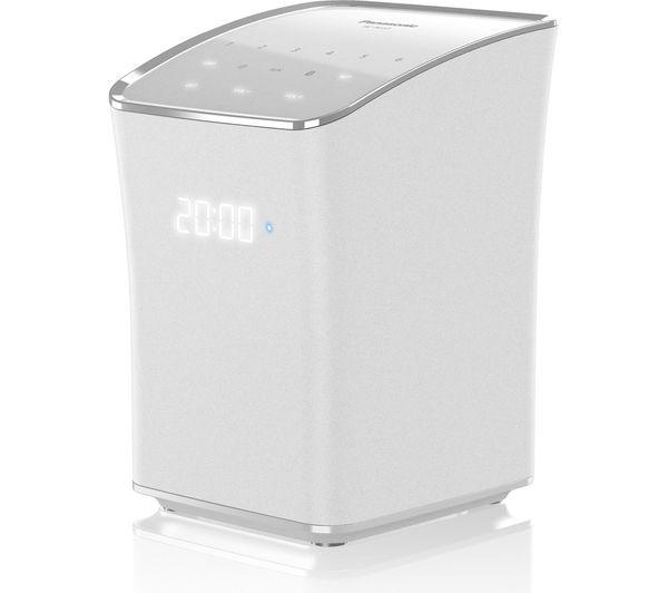 Image of PANASONIC SC-ALL2EB-W Wireless Smart Sound Multi-Room Speaker