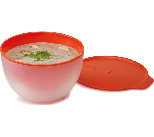 Buy joseph joseph m cuisine cool touch microwave bowl for Art cuisine stone cookware