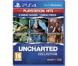 PLAYSTATION 4 Uncharted: The Nathan Drake Collection - for PS4