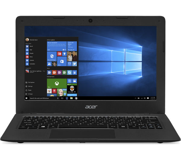 "Image of ACER Aspire One Cloudbook 14"" Laptop - Grey"
