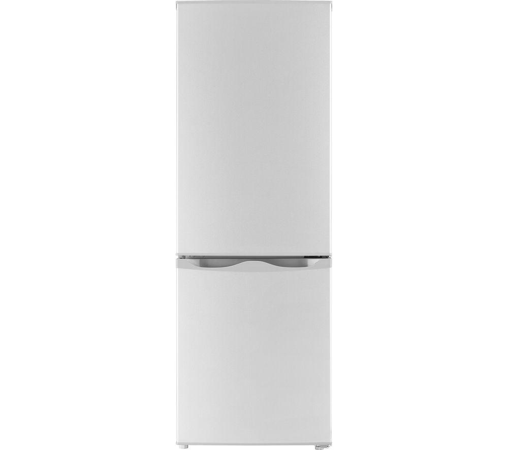 ESSENTIALS  C50BS16 Fridge Freezer  Silver Silver