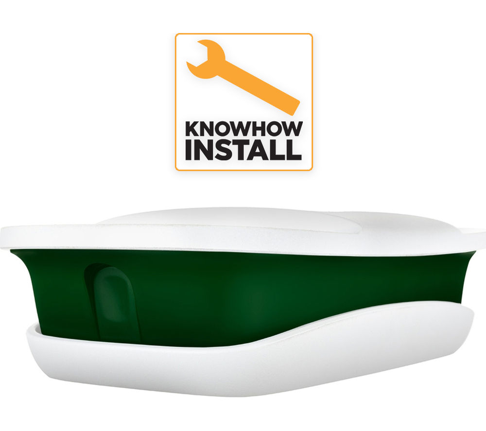 KNOWHOW Home Energy Monitor & Smappee Energy Monitor Installation Bundle