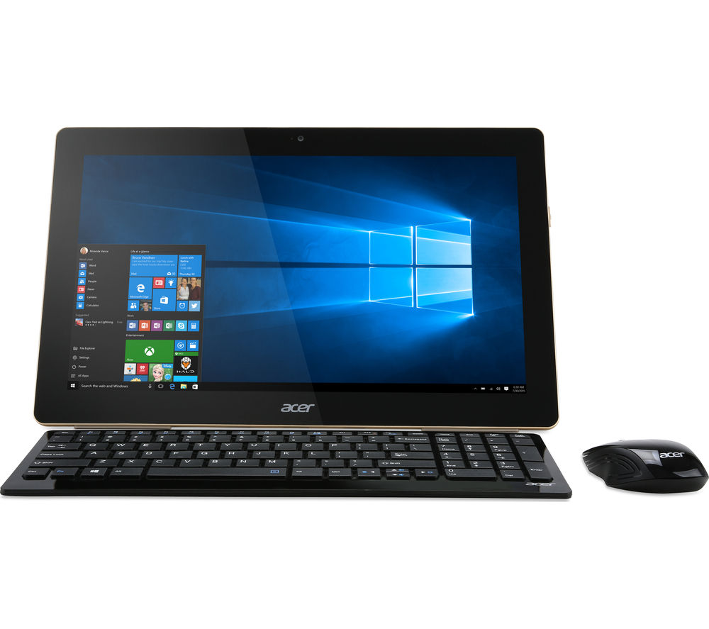 acer aspire z3 700 17 3 touchscreen all in one pc deals pc world. Black Bedroom Furniture Sets. Home Design Ideas