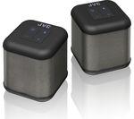JVC SP-AT3-B Portable Speakers