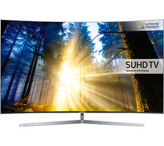 "SAMSUNG UE49KS9000 Smart 4k Ultra HD HDR 49"" Curved LED TV"
