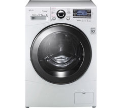 LG FH695BDH2N Washer Dryer - White