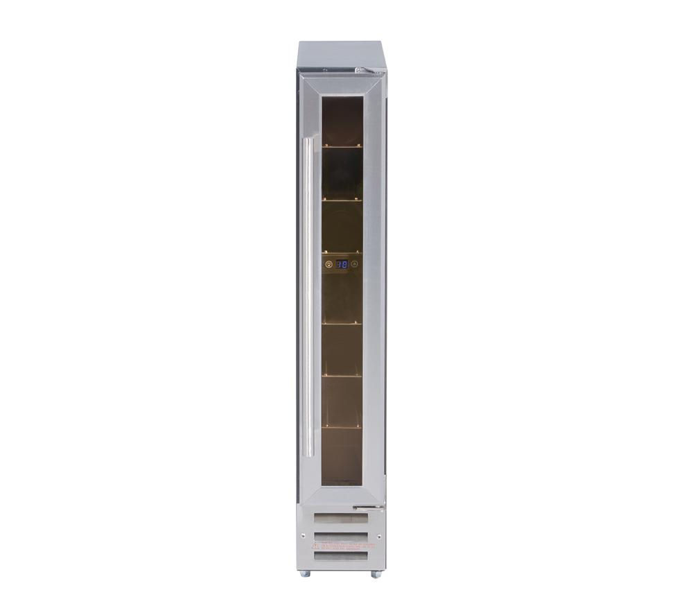 Buy Stoves 150sswcmk2 Wine Cooler Stainless Steel Free
