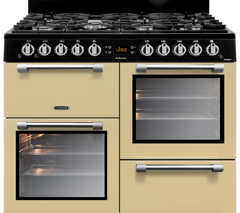 Buy Leisure Cookmaster Ck100g232c 100 Cm Gas Range Cooker