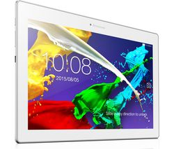 "LENOVO Tab 2 10"" Tablet - 16 GB, White"