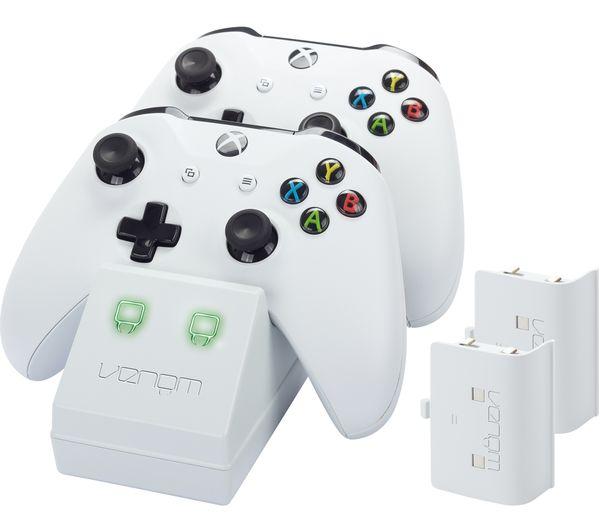 VENOM VS2859 Xbox One Twin Docking Station