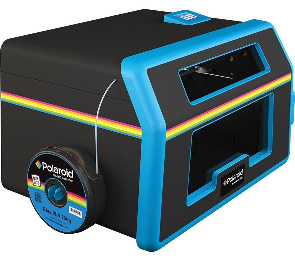 POLAROID ModelSmart 250S 3D Printer Review