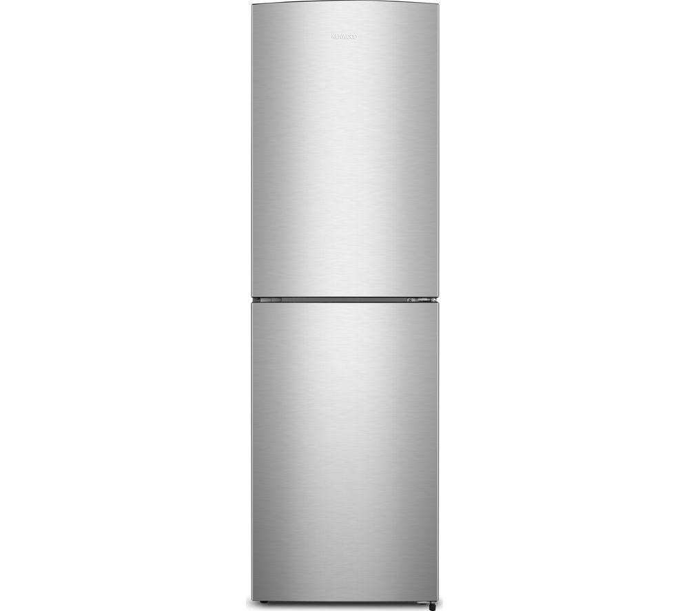 KENWOOD KNF55X17 50/50 Fridge Freezer - Inox