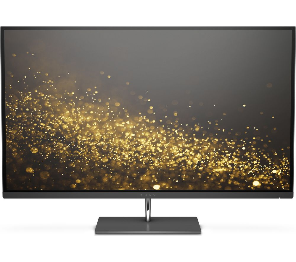 "HP Envy 27s 4K Ultra HD 27"" LED Monitor"