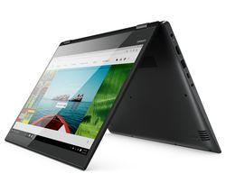 "LENOVO Yoga 520-14IKB 14"" Touchscreen 2 in 1 - Onyx Black"