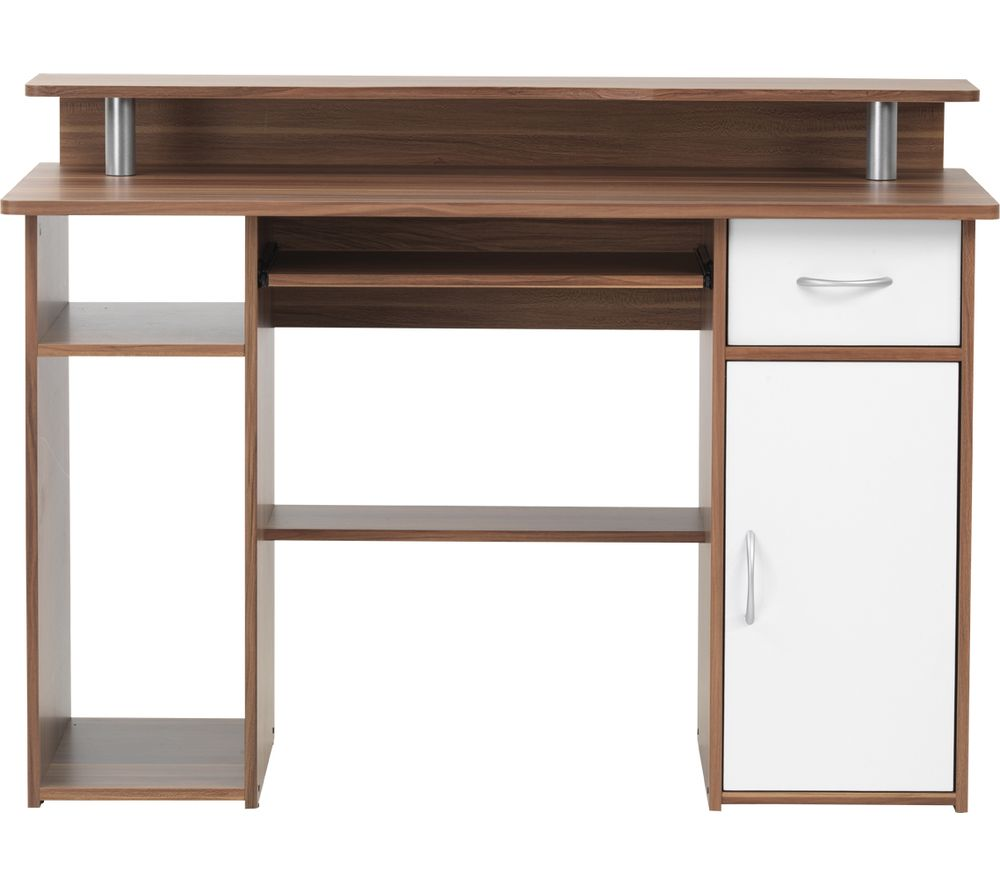 Image of ALPHASON Albany AW12362-W Work Centre - Walnut