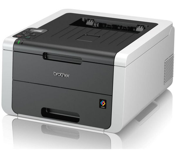 BROTHER  HL3150CDW Compact Wireless Colour Laser Printer +  TN241BK Black Toner Cartridge +  A4 Premium Black Label Paper - 500 Sheets