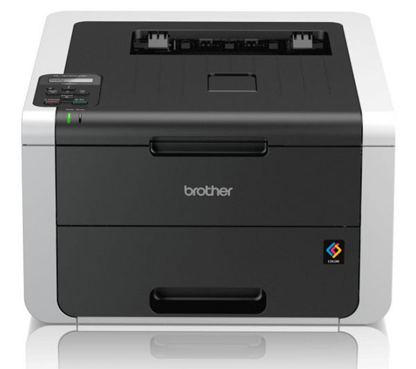 Image of BROTHER HL3150CDW Colour Compact Wireless Laser Printer