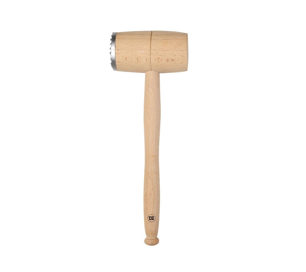 T&G WOODWARE 6134 Meat Hammer - Beech