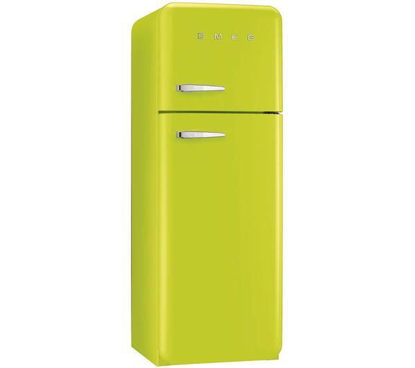 Buy SMEG FAB30RFL Fridge Freezer  Lime Green  Free Delivery  Currys