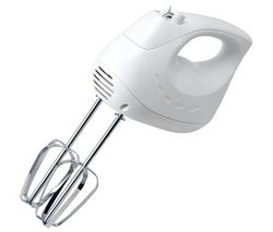 ESSENTIALS C15HMW10 Hand Mixer - White