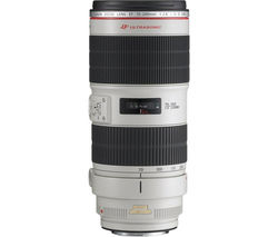 CANON EF 70-200 mm f/2.8L II USM IS Telephoto Zoom Lens