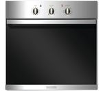 BAUMATIC BSO612SS Electric Oven - Stainless Steel