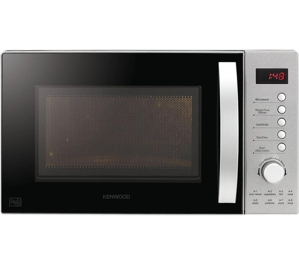 KENWOOD  K20MSS15 Solo Microwave  Stainless Steel Stainless Steel
