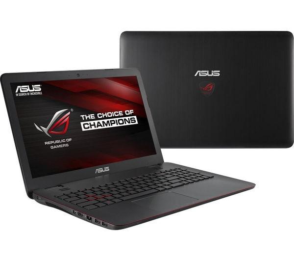 Buy Asus Republic Of Gamers G551 15 6 Gaming Laptop