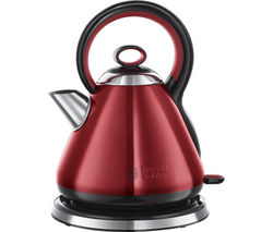 RUSSELL HOBBS Legacy 21881 Traditional Kettle - Red