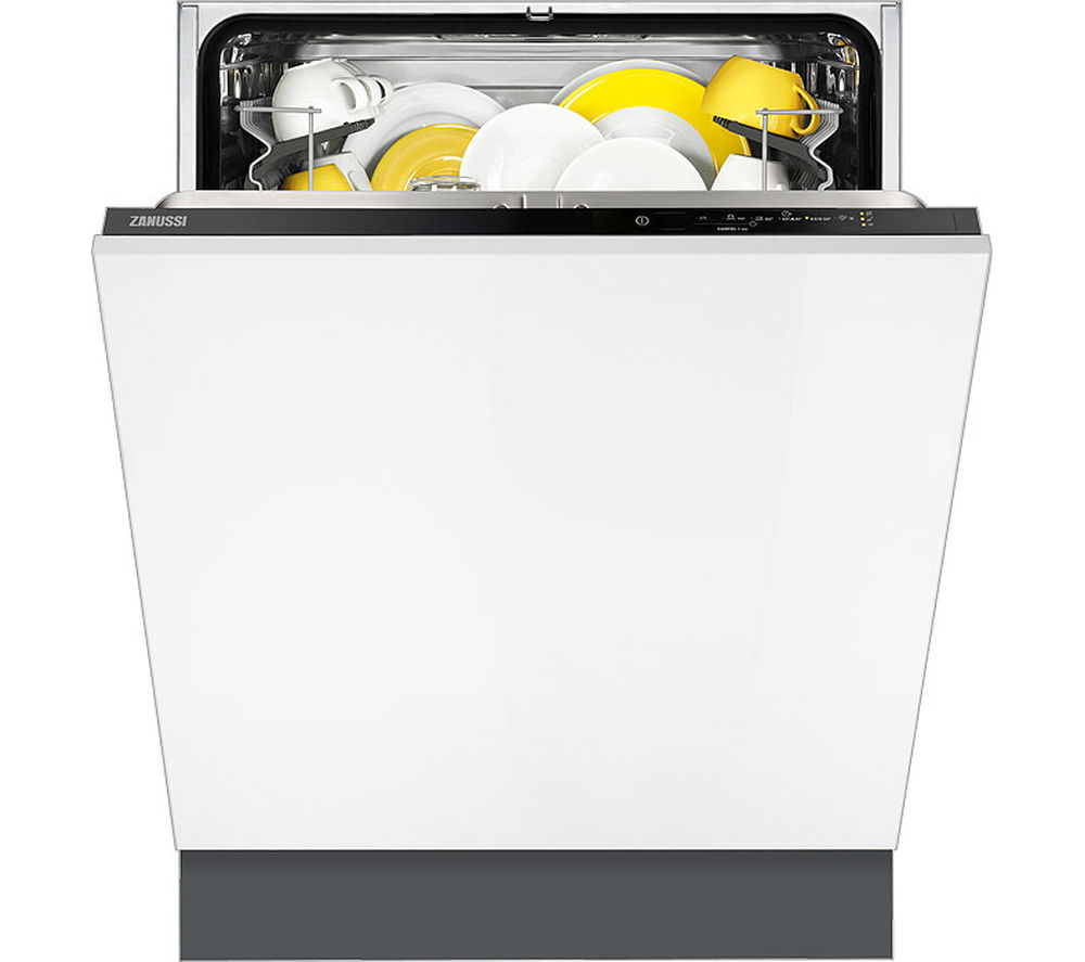 ZANUSSI  ZDT21003FA Fullsize Integrated Dishwasher