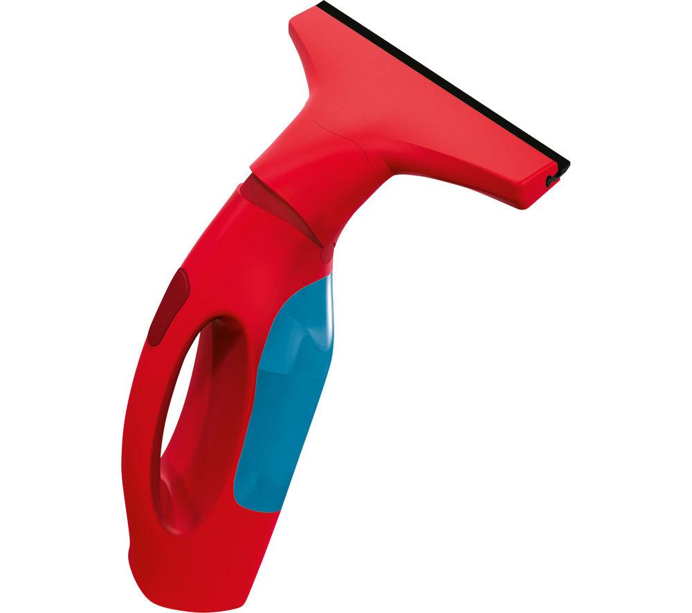 VILEDA Windomatic Window Cleaner - Red