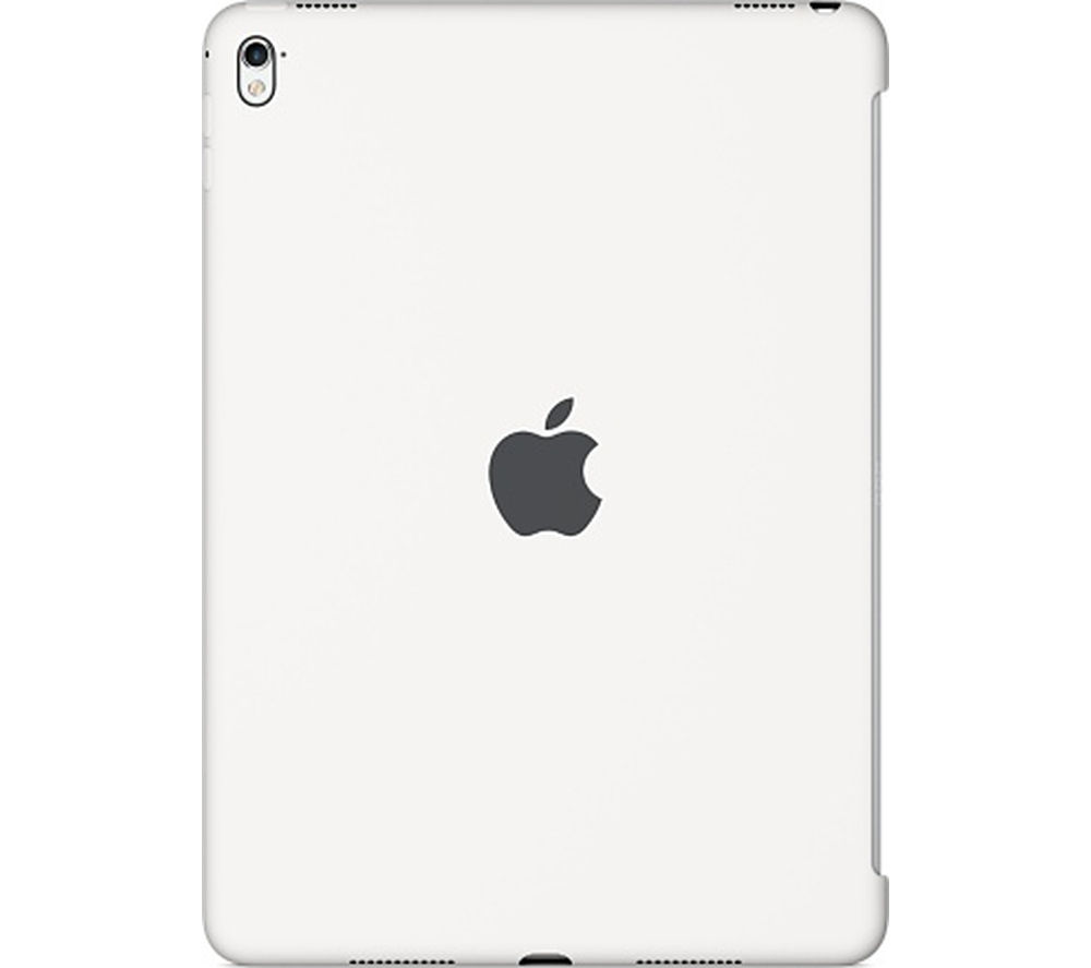 "APPLE Silicone iPad Pro 9.7"" Case - White"