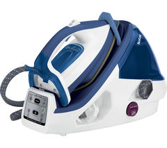 TEFAL Pro Express Total GV8931 Steam Generator Iron - Blue & White