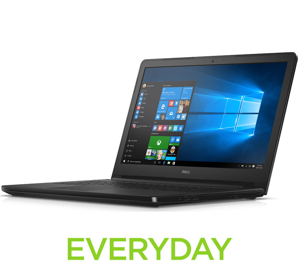 "Image of DELL Inspiron 15-5558 15.6"" Laptop - Black"
