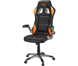 AFXCHAIR16 Gaming Chair - Black & Orange