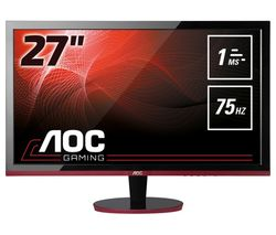 "AOC G2778Vq Full HD 27"" LED Monitor"