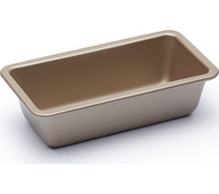 PAUL HOLLYWOOD PHHB64 1 lb Non-stick Loaf Tin - Gold