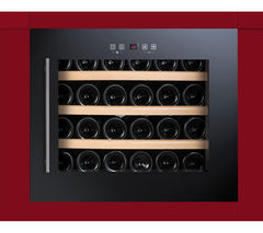 CANDY BWC455BGL Built-in Wine Cooler - Black