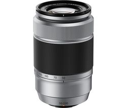 FUJIFILM XC f/4.5-6.7 50-230 mm Telephoto Zoom Lens