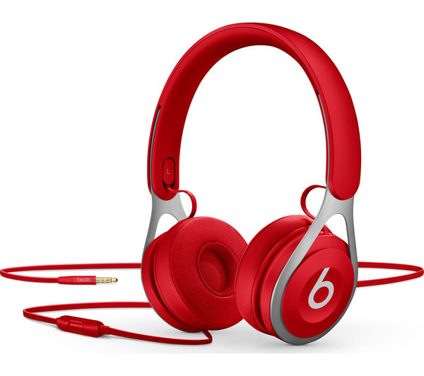 Image of BEATS BY DR DRE EP Headphones - Red