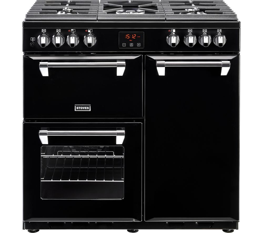 stoves ellingwood 90dft dual fuel range cooker review. Black Bedroom Furniture Sets. Home Design Ideas