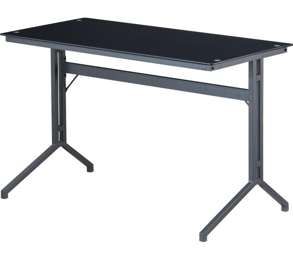 ALPHASON Splice Desk - Charcoal