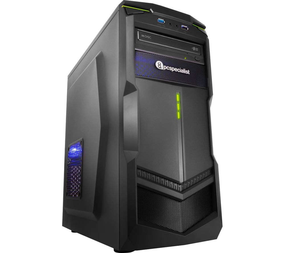 PC SPECIALIST Vortex Core Lite Gaming PC