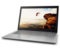 "LENOVO Ideapad 320-15IAP 15.6"" Laptop - Grey"