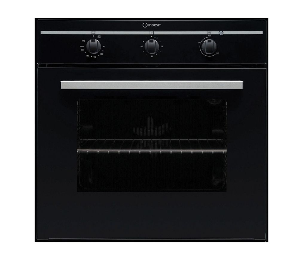INDESIT FIM31KABK Electric Oven - Black
