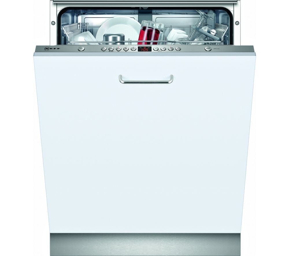 NEFF S51M53X1GB Full-size Integrated Dishwasher