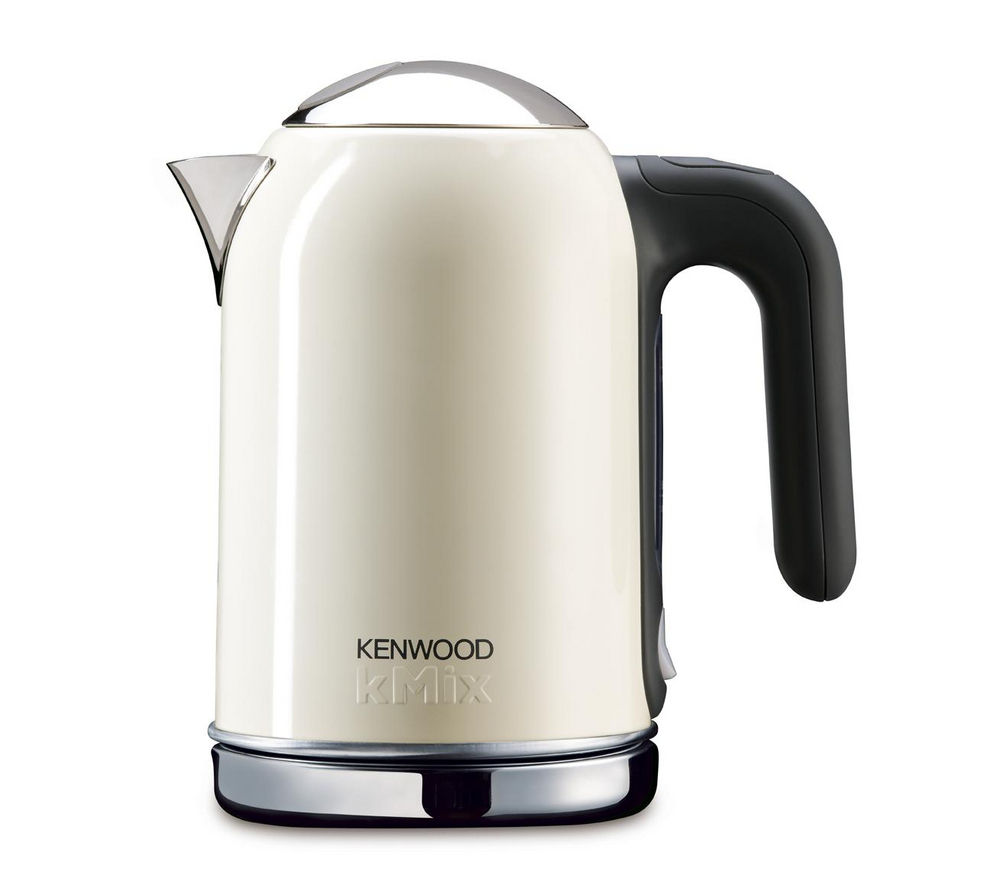 KENWOOD Metallics SJM042 Jug Kettle  Cream  Free Delivery  Currys